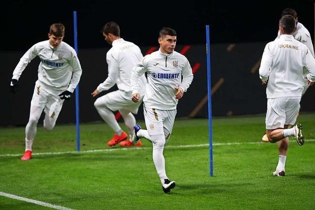 Fünf Corona-Fälle im ukrainischen Nationalteam – Match gegen DFB-Elf auf der Kippe