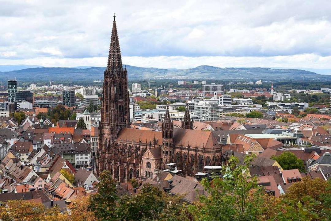 Das Freiburger Münster  | Foto: Thomas Kunz