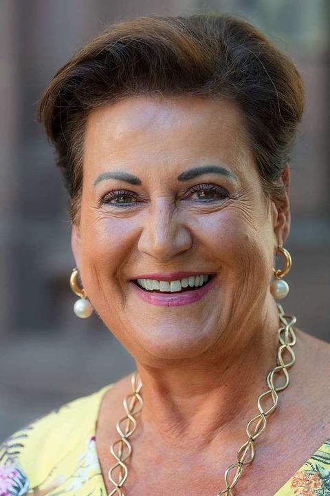 Martina Feierling-Rombach übernimmt de...verein von Sven von Ungern-Sternberg.   | Foto: Münsterbauverein
