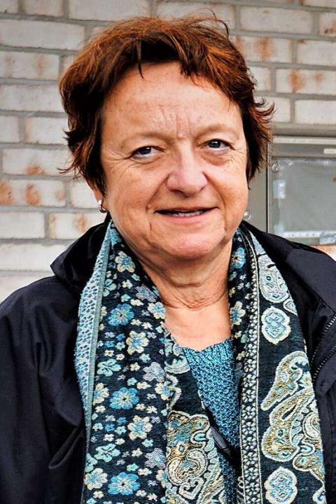 Silvia Bainczyk, Nachbarschaftshilfe Lahr  | Foto: Privat