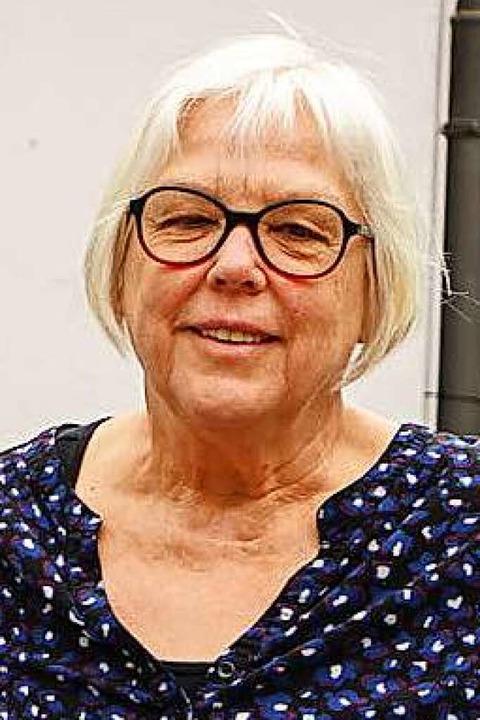 Hanne Kaiser-Munz, Stadtseniorenbeirat  | Foto: Sandra Decoux-Kone