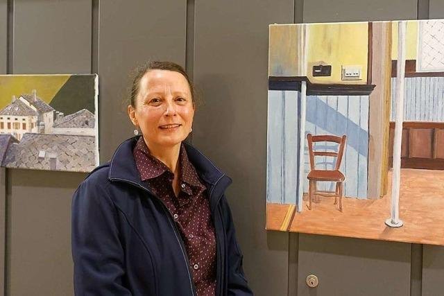 In Rheinfelden/Schweiz gibt es eine besondere Ausstellung in besonderer Zeit