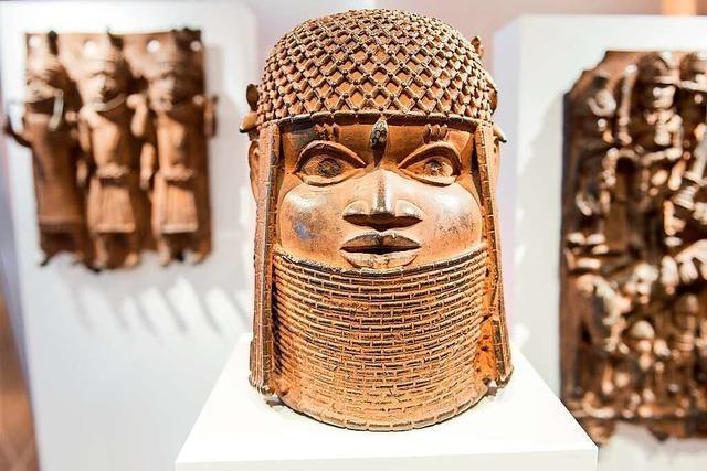 Europa tut sich schwer darin, afrikanische Kunst zurückzugeben