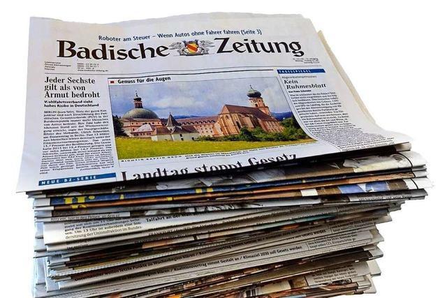 Gibt es ein Recht auf den Abdruck von Leserbriefen in der BZ?