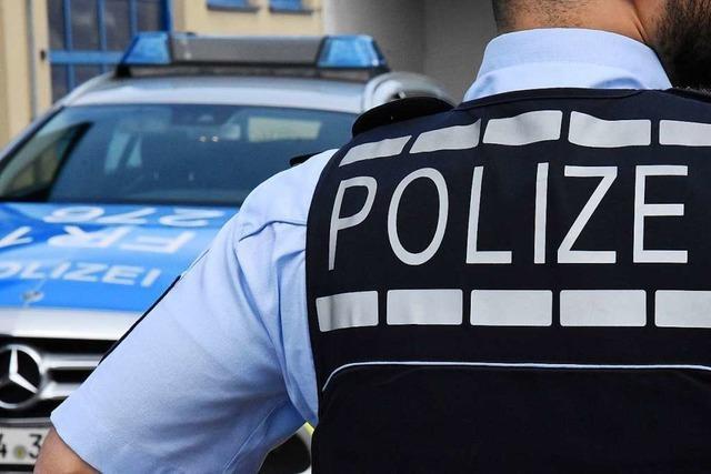 Polizei stellt in Weil am Rhein Verstoß gegen die Coronaregeln fest