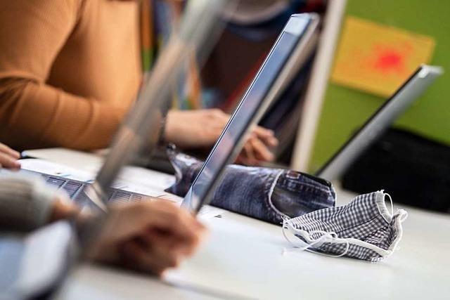 An Lörracher Schulen schreitet die Digitalisierung voran