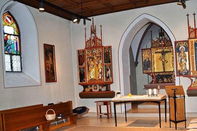 Vier Familien prägen die Geschichte der Kapelle St. Sebastian in Stegen