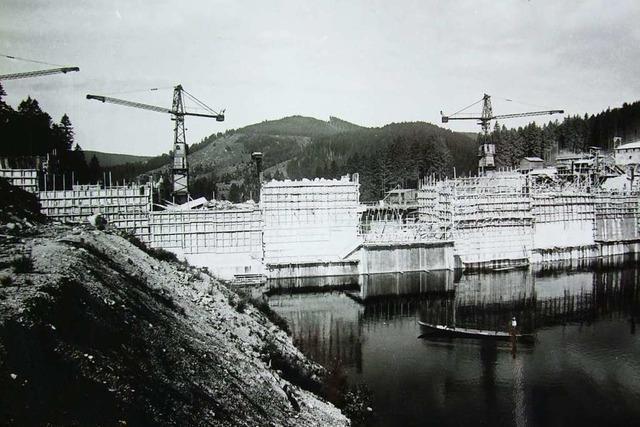 Vor 90 Jahren arbeiteten Menschen aus ganz Deutschland am Schluchseewerk