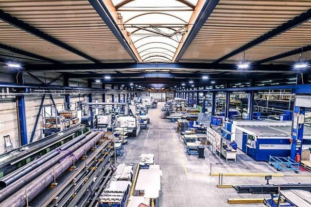 Herbolzheimer Firma fertigt 200 Meter langen Rohrreaktor für Kunden in Asien