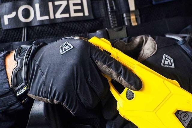 CDU Baden-Württemberg will Einführung von Tasern testen lassen