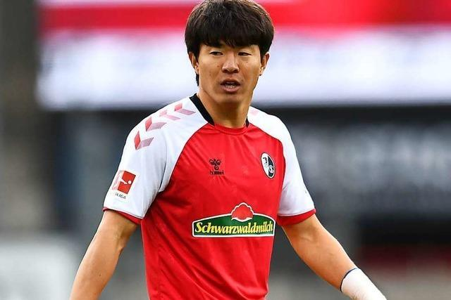 SC-Spieler Kwon positiv auf Coronavirus getestet