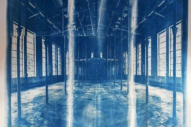 Die Lörracher Galerie regardez zeigt eine Ausstellung von 22 Künstlern