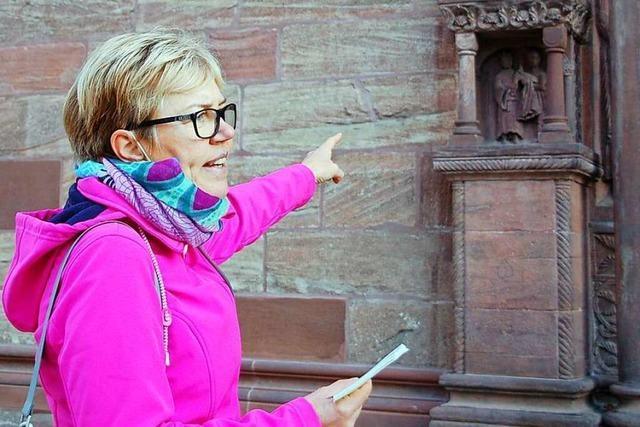 Wegen Corona hat sich eine Rheinfelder Reiseleiterin auf die Region spezialisiert