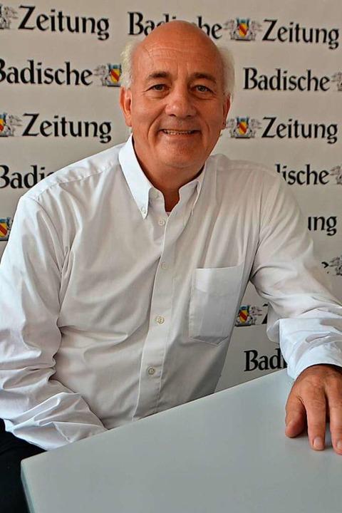 Alexander Stoch gewann für die Grünen 2016 das Direktmandat im Wahlkreis 49.  | Foto: Gerhard Walser