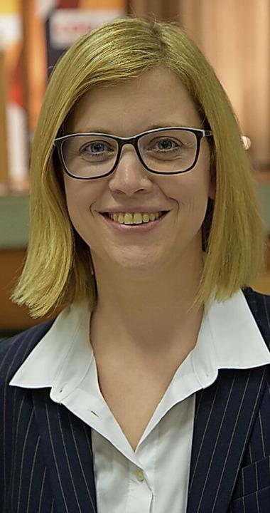 Jutta Zeisset (CDU)  | Foto: Benedikt Sommer