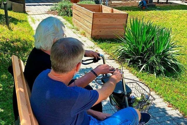 Die Stadt Weil am Rhein stockt die Förderung der Seniorenberatungsstelle auf