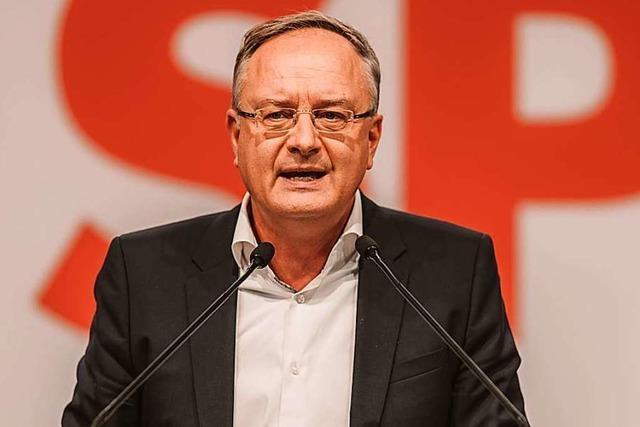 SPD kürt Andreas Stoch zum Spitzenkandidaten für die Landtagswahl 2021