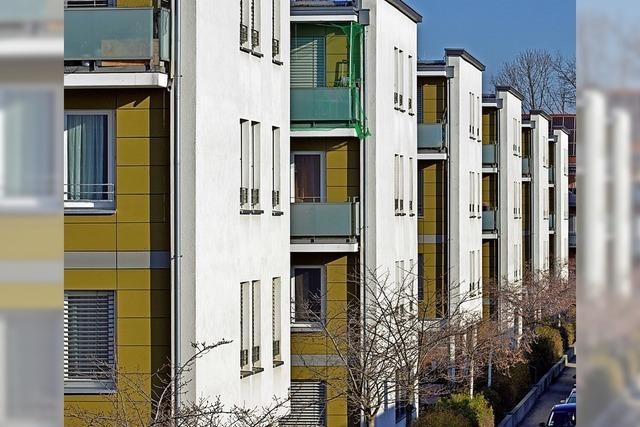 Die ersten 13 Mieter der Freiburger Stadtbau bekommen Sozialbonus