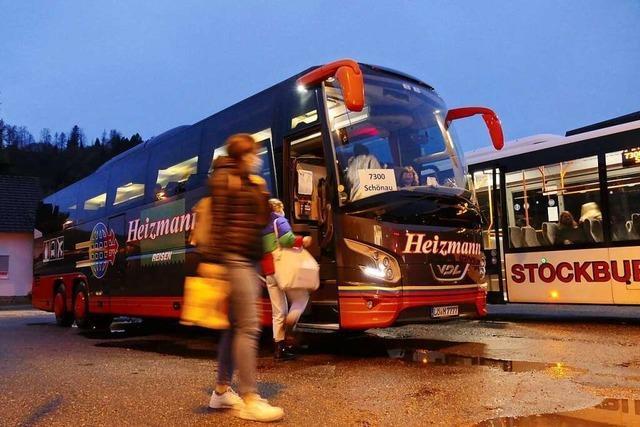 Trotz Zusatzangebots bleibt es in den Schulbussen im Kreis Lörrach weiter eng
