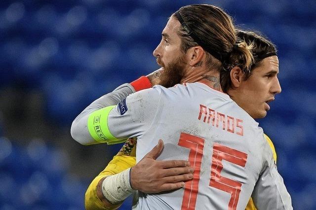 Ein bitterer Rekord-Abend für Sergio Ramos
