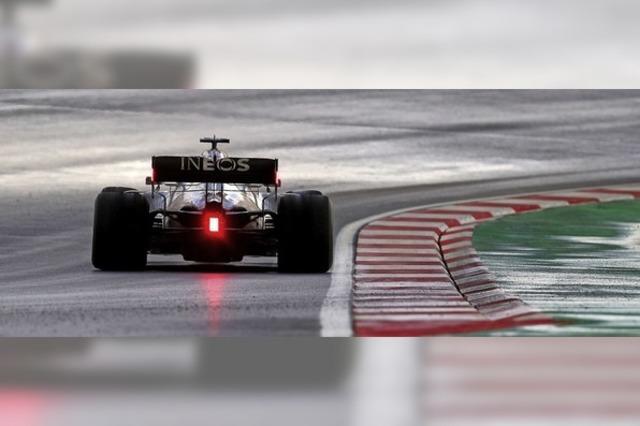 Hamilton zieht mit Schumacher gleich
