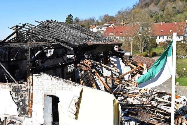 Die Halle des SV Inzlingen soll an einem neuen Standort gebaut werden