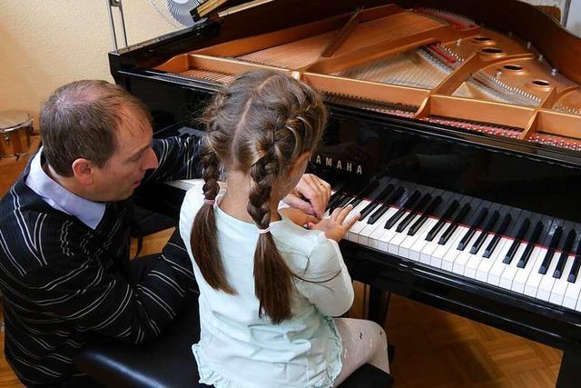 Die Musikschule Rheinfelden kommt unbeschadet durch die Krise