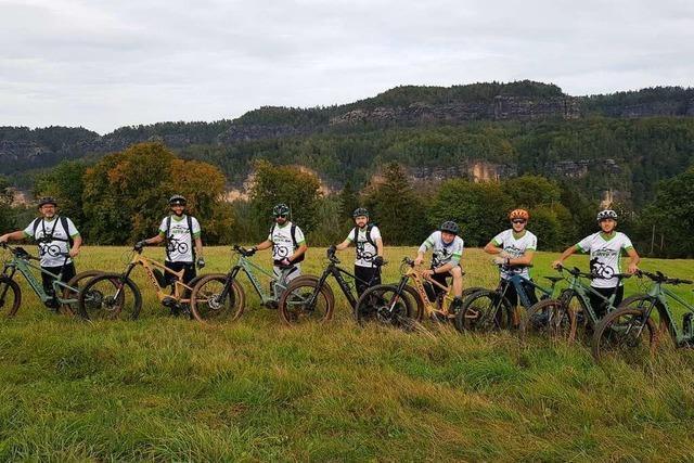 E-Mobilität vom E-Motion E-Bike Welt Freiburg Süd