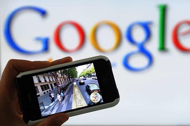 Google Street View ist am Datenschutz gescheitert