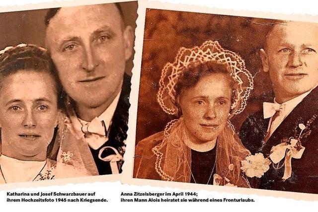Zwillingsschwestern aus Bayern schaffen gemeinsam 200 Jahre Lebenszeit