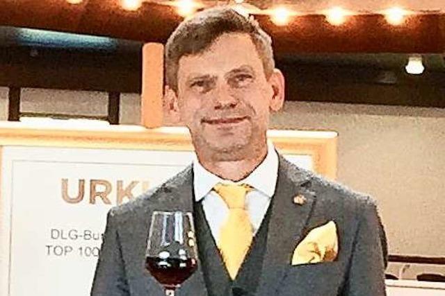 André Weltz wird neuer Chef des Badischen Winzerkellers