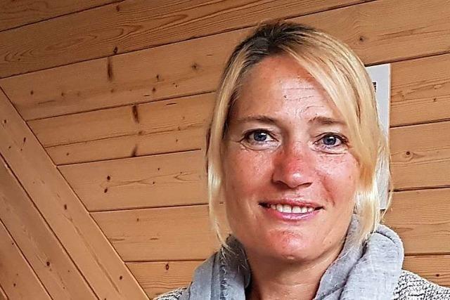 Tanja Steinebrunner tritt in Fröhnd die Flucht nach vorne an