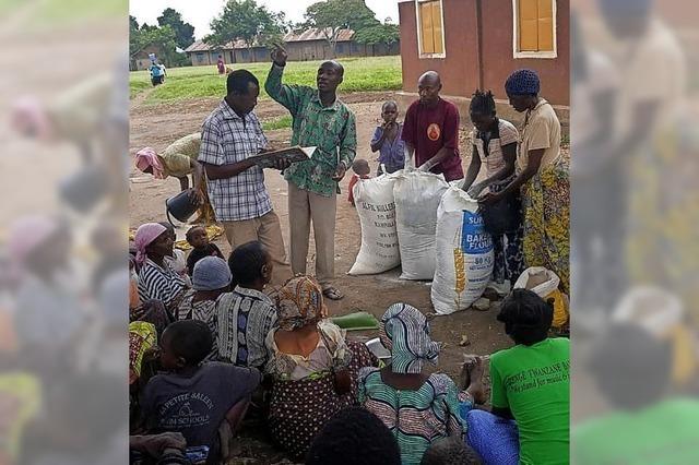 Verkauf von Suppe zum Mitnehmen soll Menschen in Uganda helfen