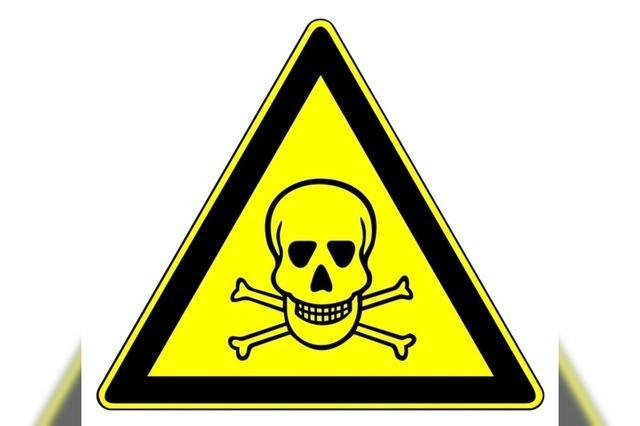 Wenn Tiere Gift und Galle spucken