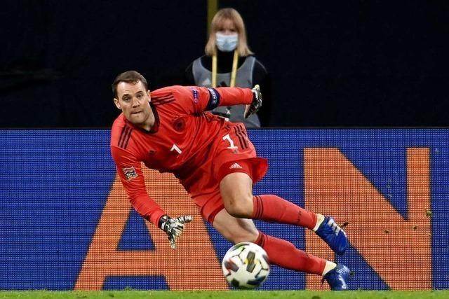 Manuel Neuer: Ein Libero mit Handschuhen