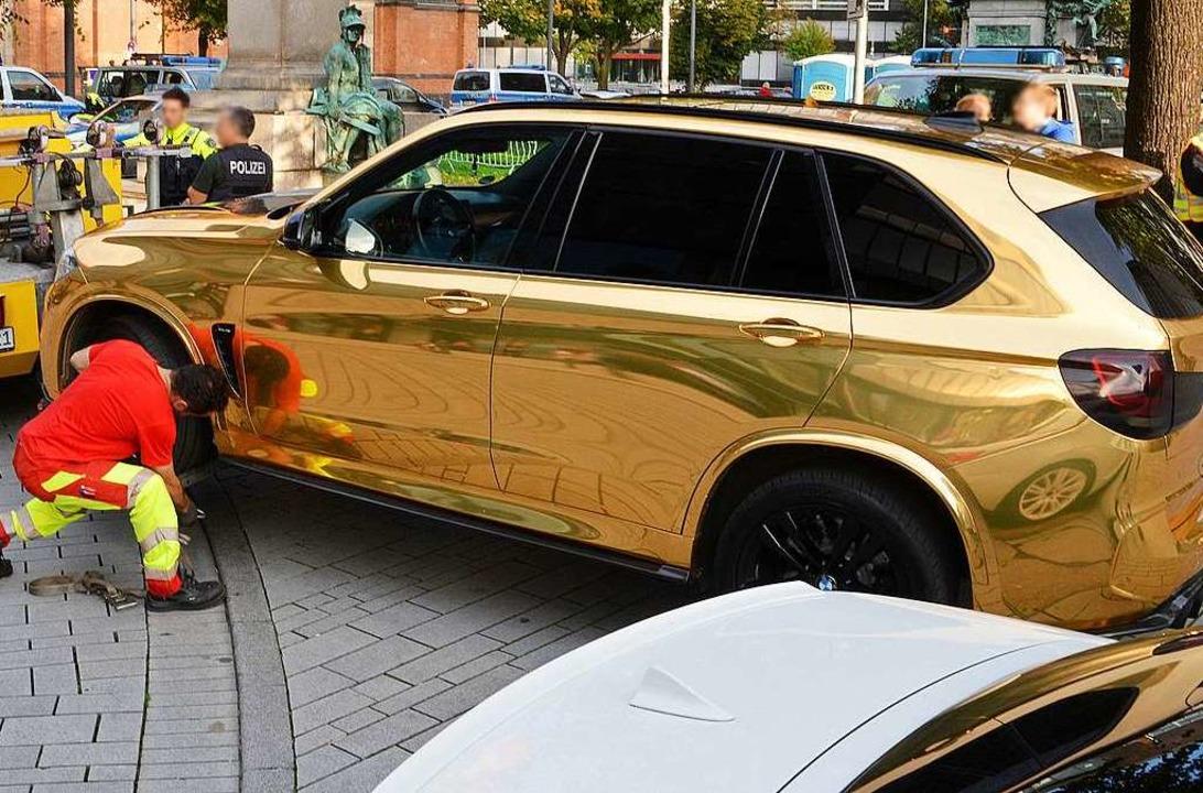 Für SUVs brechen in Basel keine goldenen Zeiten an.  | Foto:  (dpa)