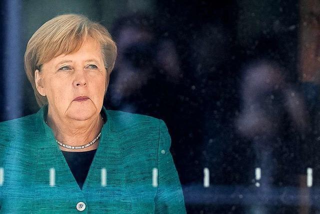 Die Kanzlerin soll nicht mehr kungeln dürfen