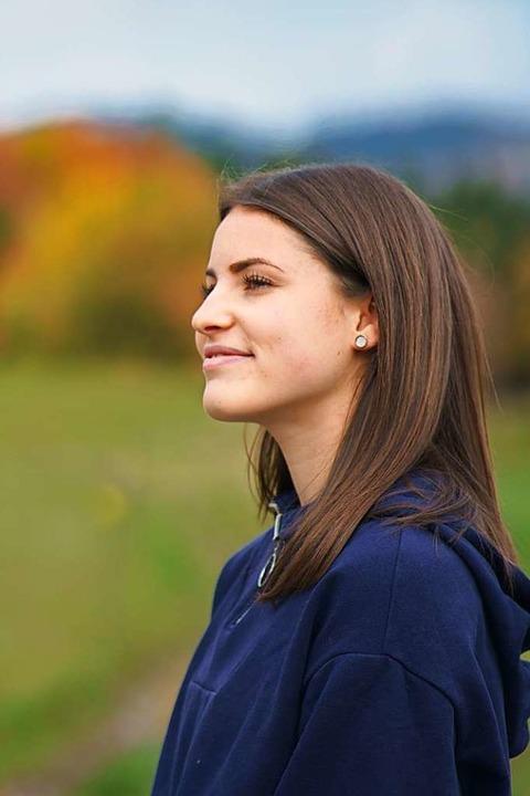 Samira Böhmisch, Kandidatin für die Klimaliste im Wahlkreis Lörrach  | Foto: privat