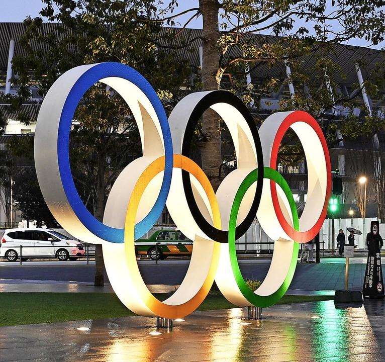 Die Olympischen Sommerspiele sollen vo...inden – ungeachtet der Pandemie.    Foto: - (dpa)