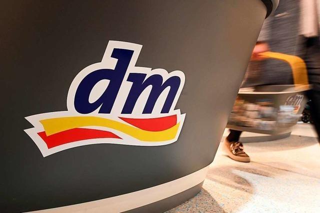 Drogeriemarktkette DM eröffnet vier neue Läden in Südbaden