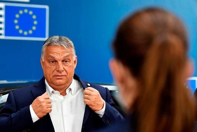 Im Streit um die EU-Finanzen den Knoten durchschlagen