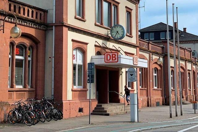 Bahnhöfe in Offenburg und Freiburg werden aufgehübscht