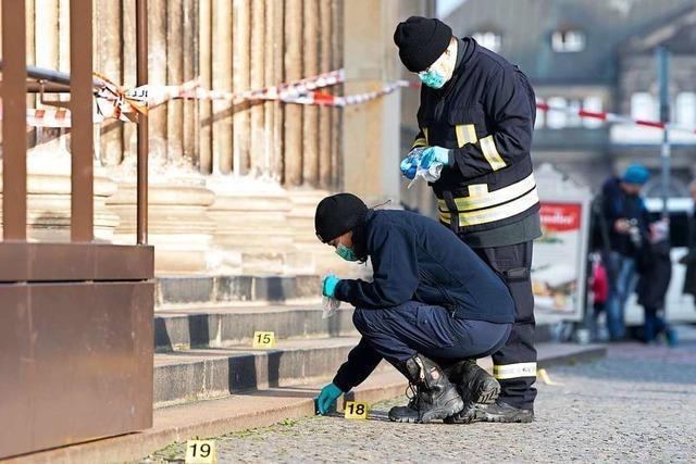 Kunstdiebstahl im Grünen Gewölbe: Drei Verdächtige festgenommen