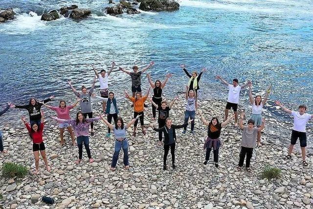 Schüler aus Grenzach-Wyhlen und Twer starten ein Videoprojekt