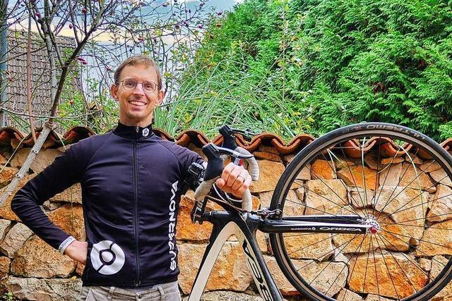 Gundelfinger kommt auf 1006 Kilometer in 15 Tagen