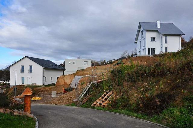Wie in Bad Bellingen Bauplätze von der Gemeinde vergeben werden sollen