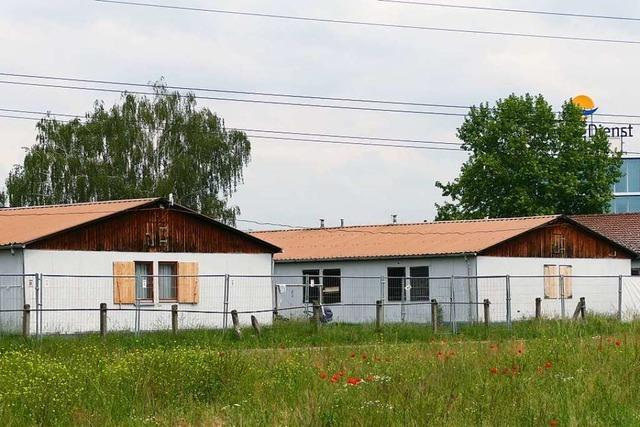 In Rheinfelden soll neuer Wohnraum für 350 Flüchtlinge entstehen