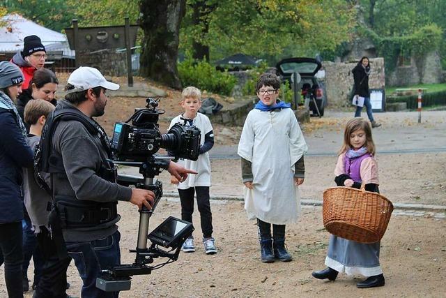 Wenn aus Egringer Kindern echte Filmschauspieler werden