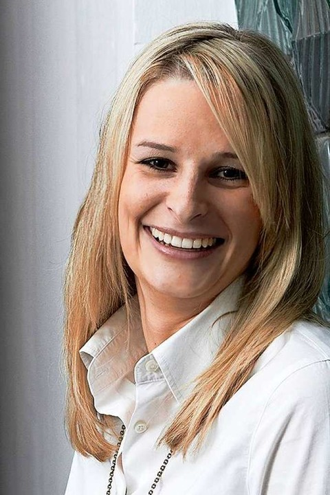Petra Reutlinger - Mitinhaberin der Ev...quot; und Weihnachtsfeierorganisatorin  | Foto: Privat