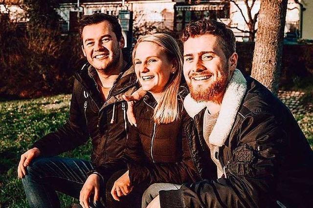 Freiburger Musikerin Lisa Huber veröffentlicht erste EP mit ihrer Band